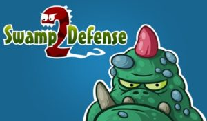 Swamp Defense 2: a great classic tower defense game on AmigaOS 4.x