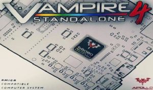 Vampire V4 is 300 times faster than the Amiga 500
