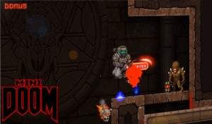miniDoom 2 Eternal Released: New skin, new weapons and much more