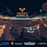 Amiga Demo released of Verge World: A sci-fi shoot'em up, racer game
