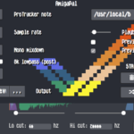 AmigaPal: Sample prep/converter tool for Protracker