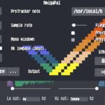 AmigaPal: Sample prep/converter tool for Protracker