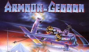 Armour-Geddon: 6 different vehicles to drive & fly in a doomsday world