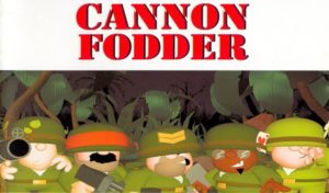 Cannon Fodder: WAR! Never been so much fun!
