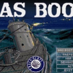 Das Boot: Awesome ww2 submarine simulator game on Amiga