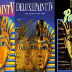 Deluxe Paint series: A visual arts program of immense scope and flexibility