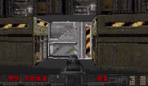 Dread: Doom clone for the Commodore Amiga 500