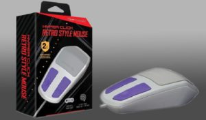 Hyperkin Released new retro style mouse for SNES