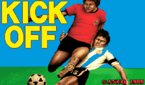 Kick Off: Probably the best soccer game in 1989