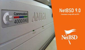 NetBSD 9.0 Available for Commodore Amiga 68k & PowerPC