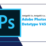 New enhanced AmigaOS release of Adobe Photoshop datatype