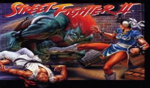 Street Fighter II: Impressive graphics and some seriously good opponents