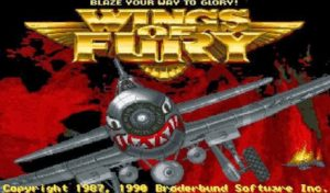 Wings of Fury: If you like Shoot 'em ups then this is for you