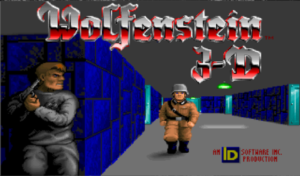 Wolfenstein 3D Ported to Commodore 64