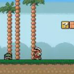 Amiga version of Mario in development using the Scorpion game engine