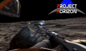 Demo released of Project Horizon: Save the Moon or die trying