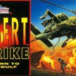 Desert Strike: Take control of a big chopper in this Gulf War game