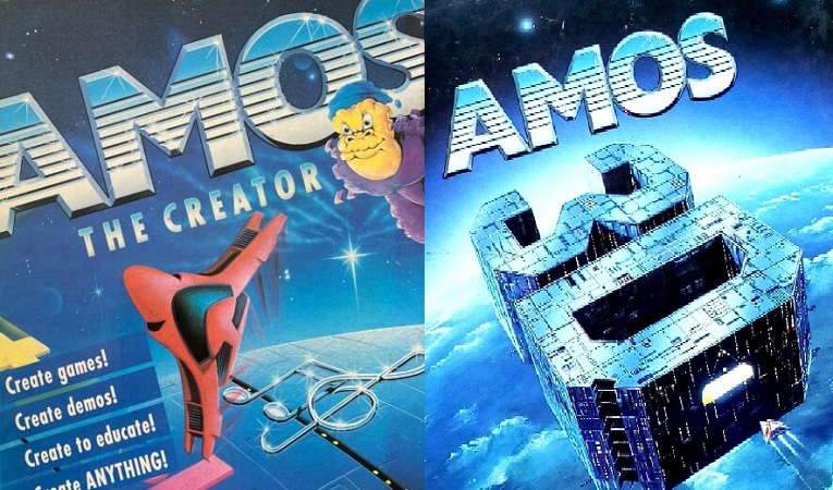 History: 30 Years of AMOS programming language