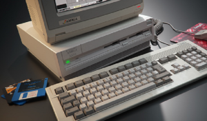 The Amiga 3000: the ideal graphics workstation for molecular modeling in the 90s