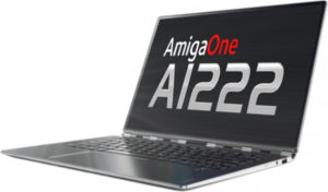 Kea Sigma Delta Still working on A1222 based AmigaOne laptop