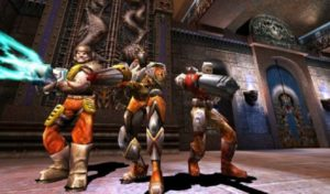 New beta released of Quake 3/68K: improved rendering support