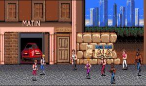 New enhanced Amiga version of Double Dragon in development