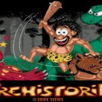 Prehistorik: Journey out into the jungle to battle fierce dinosaurs