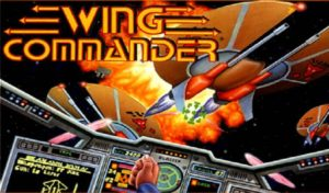 Wing Commander: An atmospheric shoot-em-up flight sim