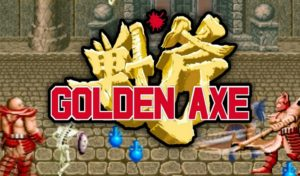 Golden Axe: An amusingly hack-and-slash of the 90s