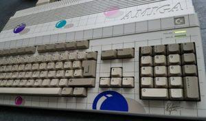 History: The rare Commodore Amiga 500 'New Art' edition