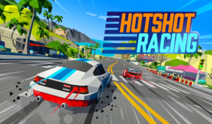Hotshot Racing: Racing game inspired by SEGA Classics