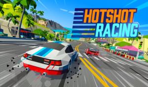 Hotshot Racing: Racing game inspired by SEGA Classics