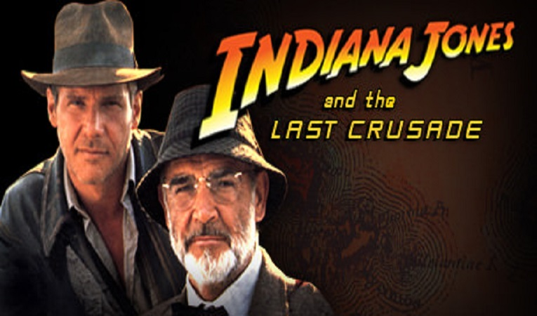 Indiana Jones And The Last Crusade: Search throughout war-torn Europe for the Holy Grail