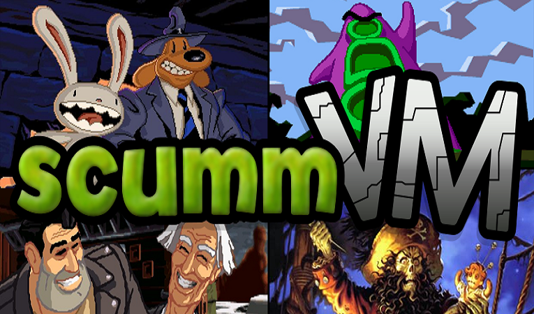 New enhanced AmigaOS 3.x release of ScummVM