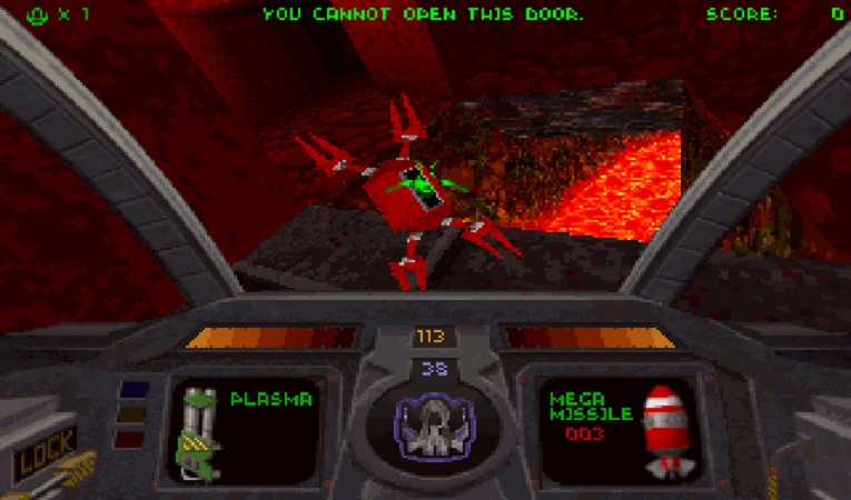 New enhanced release of Descent available