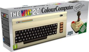 Retro Games Announces a fully licensed VIC-20