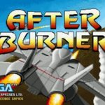 After burner: Feast of fast action on the arcade in the 80s