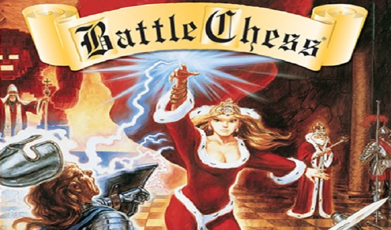Battle Chess: An iconic computer classic released in  1988