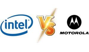 Intel 8086 VS Motorola 68000: The microprocessor battle of the 80s