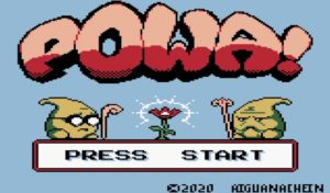 Powa!: A brand new Game Boy Color game