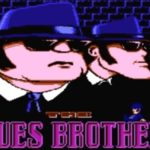The Blues Brothers: Gorgeous and funny platform game