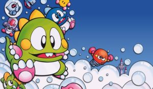 WIP: Arcade port of Bubble Bobble for Commodore Amiga