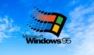 Windows 95 came out 25 years ago and it changed computing forever