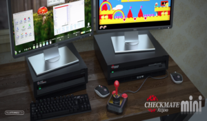 New Checkmate A1500 plus mini announced