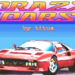 Crazy Cars: Race through 6 US tourist attractions in this '80s racer