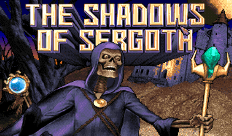 Demo released of 'The Shadows of Sergoth'