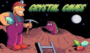 Return to the underground in the HD remake of Crystal Caves