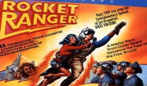 Rocket Ranger: Lots of variety in gameplay and brilliant atmosphere