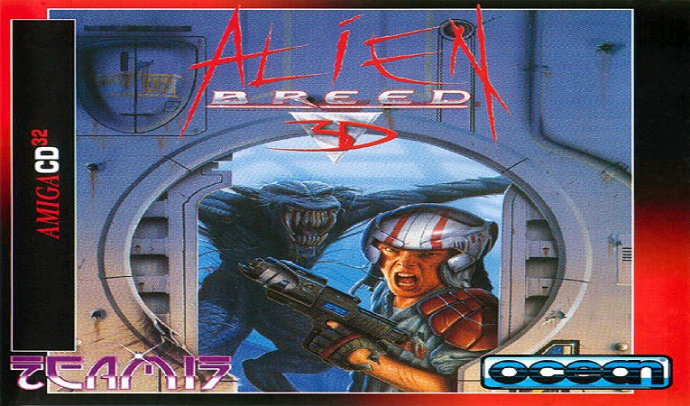 Alien Breed 3D level pack released for Quake I