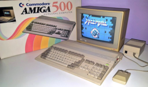 Retro Games Could be releasing Commodore Amiga 500 replica in 2021